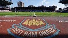 A general view of the Upton Park stadium