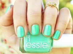 Essie- first timer