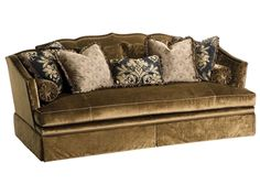 Shop for Massoud Sofa, 2561, and other Living Room Sofas at LA Waters Furniture in Statesboro, GA. Back Type: Tight, Standard Pillows: 2 22x25, 2 22x22, 2 24x24, 2 20x6, 1 23x15.