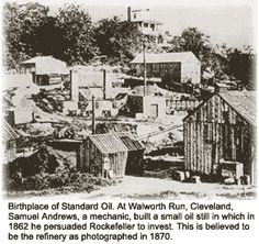 Birthplace of Standard Oil