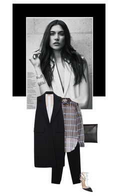 """""""Intro"""" by no-body ❤ liked on Polyvore featuring N°21, Emilio Pucci and Valentino"""