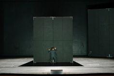 Die Götterdämmerung Richard Wagner 2010 Bühnenbild, Licht, Trickfilm: Klaus Grünberg