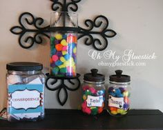 The Consequence Jar and behavior chart Going to start this in my house today!