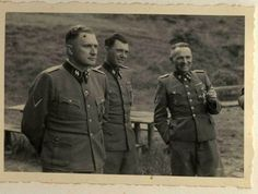 Josef Mengele  this was the only snapshot proving he was at auschwitz Ww2 History, World History, World War Ii, Guerra Total, Evil People, Angel Of Death, German Army, Interesting History, Persecution