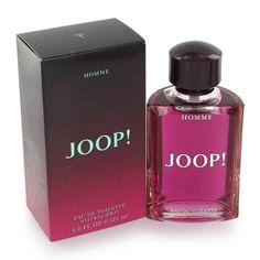 Joop Cologne by Joop!, Launched by the design house of joop! in 1989, joop! is classified as a refined, oriental, woody fragrance. This masculine scent possesses a blend of cinnamon, jasmine, honey, tobacco, and vetiver. All products are original, authentic name brands. We do not sell knockoffs or imitations.