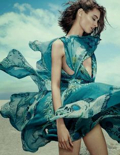 Summer Dresses, Editorial Silk, Silk Summer, Dresses Andrew, Fashion Photography