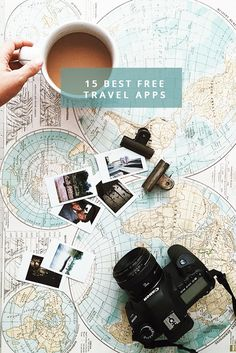 15 of the best free travel apps