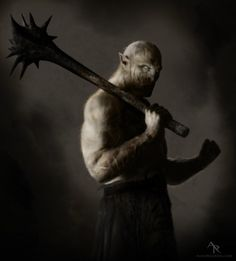 Azog by Aldo Requena