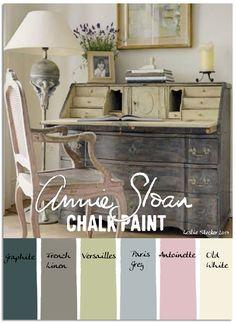 Design Paint Colors