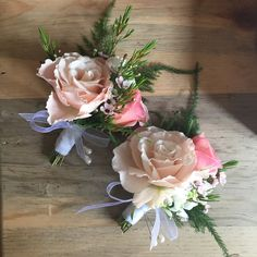 Pin on corsages - MOB