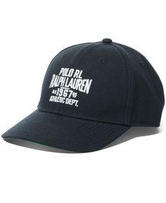 Polo Ralph Lauren Men s Twill Athletic Cap Men - Hats afa171e6a3e9