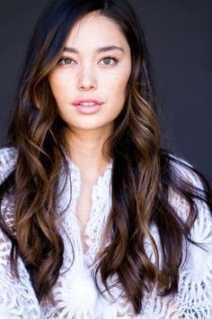 best highlights for asian hair - Google Search