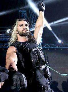 The architecte of the shield - Seth rollins