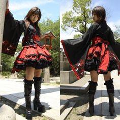 Lolita Fashion | nihonomoshiroi