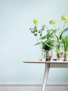 $Barefoot02 inspiration déco, salle à manger printanière, objet déco, couleurs douces, Marcus Lawett