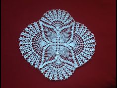 I got this pattern from http://crochetartblog.blogspot.com/2013/04/crochet-doilies-free-crochet-pattern.html. This has very nice patterns.