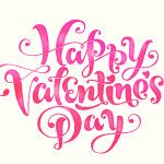 Background For Desktop Happy Valentines Day Greeting Card 2014!