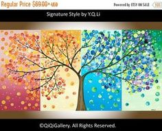 Giclee Print fine art giclee prints original by QiQiGallery