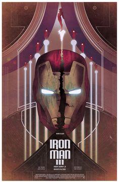Iron Man Art   Geek Art Gallery