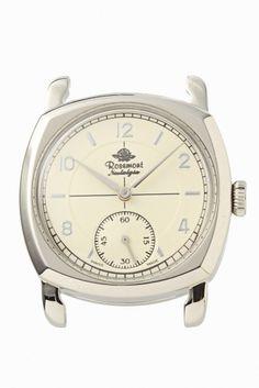 N001-03  N001-03 16200 Rosemont Nostalgia選べるベルトフェア対象商品 Rosemont Nostalgia/N001-03 1920後半1940年代に流行した クッションタイプと呼ばれるケースです お好みのベルトをお選びいただき自分らしい腕時計を カスタムしてみてはいかがでしょうか 素材ステンレス ムーブメントクォーツ 防水性3気圧防水 保証書について 保証書は購入明細書納品書と合せて保管していただきますようお願いします 修理の際は保証書と購入明細書納品書を合わせてご提出ください ご購入の注意点 こちらは時計本体のみの販売となっております この商品のケースカラーはシルバーです ベルトをお買い求めの際はシルバーの尾錠がついたベルトをご購入ください