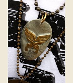 GRIT N' GRACE NECKLACE - Junk GYpSy co. I want this!!