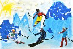 Zimní lyžování