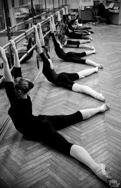 ballet class This looks amazing I want to do this immediately