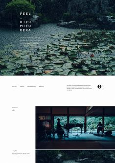 Relevant Advice On Simple Web Design Website Design Inspiration, Website Design Layout, Web Layout, Layout Design, Website Designs, Web Design Examples, Web Design Trends, Kiyomizu Temple, Web Development
