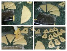 Smažené citronové lístky Biscotti, Deserts, Lemon, Postres, Dessert, Cookie Recipes, Plated Desserts, Desserts