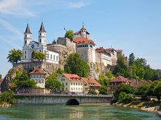 Aarburg Castle,  Zurich, Switzerland. #zurich #switzerland