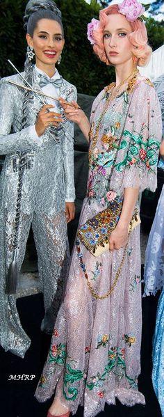 442b9cff134 Dolce  amp  Gabbana Alta Moda Fashion Show in Como
