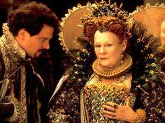 Shakespeare in Love; Gwyneth Paltrow as Queen Elizabeth