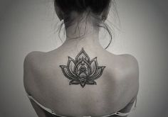 50 Awesome Lotus Tattoos for Women and Girls (1)