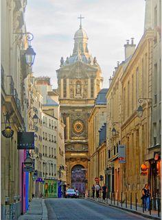 Eglise Saint-Louis - Saint-Paul, Paris
