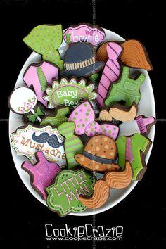 http://www.cookiecrazie.com/2013/09/baby-boy-little-man-cookie-collection.html