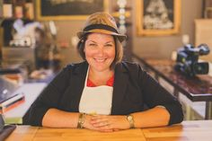 Love East End Market! (La Femme de Fromage herself, Tonda Corrente, pictured here). Great eats, drinks, gifts.