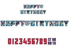 10ft x justice #league #birthday party add an age letter banner #decoration,  View more on the LINK: http://www.zeppy.io/product/gb/2/281943542638/