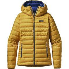 sufar yellow hoody down sweater patagonia - Google Search