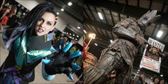 Since 2012, the city of Ottawa, the georgeous capital of Canada, has been holding its very own Comiccon. This year marked the 6th edition of Ottawa Comiccon, and even though it was a little rainy o…