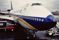 Boeing 747-2D3BM aircraft picture