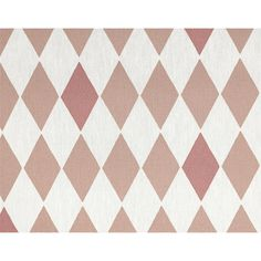 Pink and white rectangles fabric. Stof Lars Kwantum.