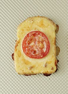 Carbonara Toast