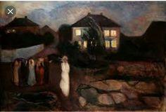 The Storm Edvard Munch