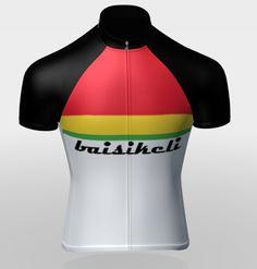00b70bf7a9e Baisikeli Yeah-Man Reggae Jersey.High Quick Dry lightweight polyester short  sleeve cycling jersey
