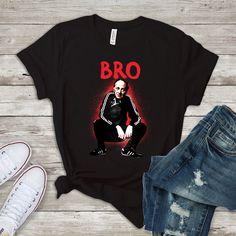 Joseph Brodsky Artist Bro Unisex Jersey Short Sleeve Tee / | Etsy Lgbt Shirts, Jersey Shorts, Funny Tees, Women Empowerment, Short Sleeve Tee, Cool Shirts, Bro, Joseph, Unisex