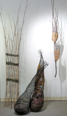 Cynthia Minden | Sculptures and vessels -- how can textiles be so tender!  amazing!!  xoPiper