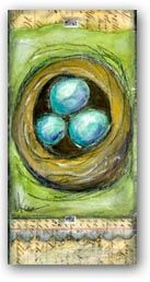 """Lisa Kaus   icall this """"nesting"""""""
