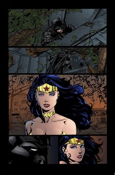 Image shared by Gal Gadot. Find images and videos about batman, wonder woman and bruce wayne on We Heart It - the app to get lost in what you love. Star Comics, Marvel Dc Comics, Batman Wonder Woman, Wonder Women, David Finch, Batman Universe, Dc Universe, Best Superhero, Joker And Harley Quinn