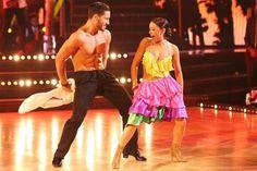 'Dancing with the Stars' Season 19: Week 6 Performance Rankings