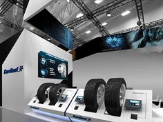 some projects in concept made for Exposervice GMBH Display Design, Booth Design, Wall Design, Showroom Design, Interior Design, Auto Parts Shop, Creative Inspiration, Behance, Concept